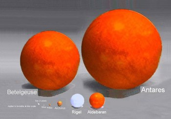 Earth - Antares