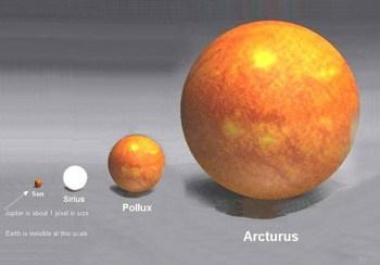 Earth - Arcturus