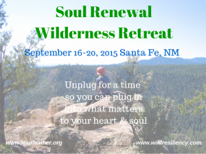 Finding renewal in nature