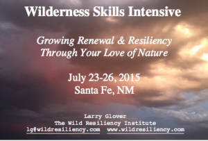 Grow your resiliency through your love of nature